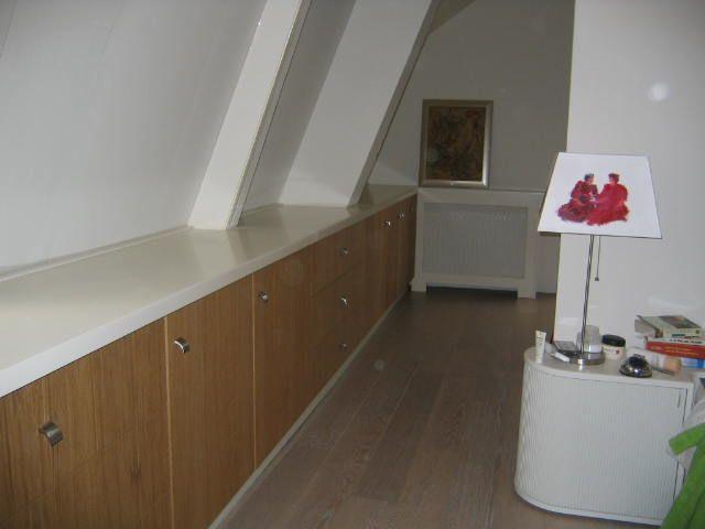 ... Onder Schuine Wand: Zolder ideeen kinderkamer schuine wand slaapkamer