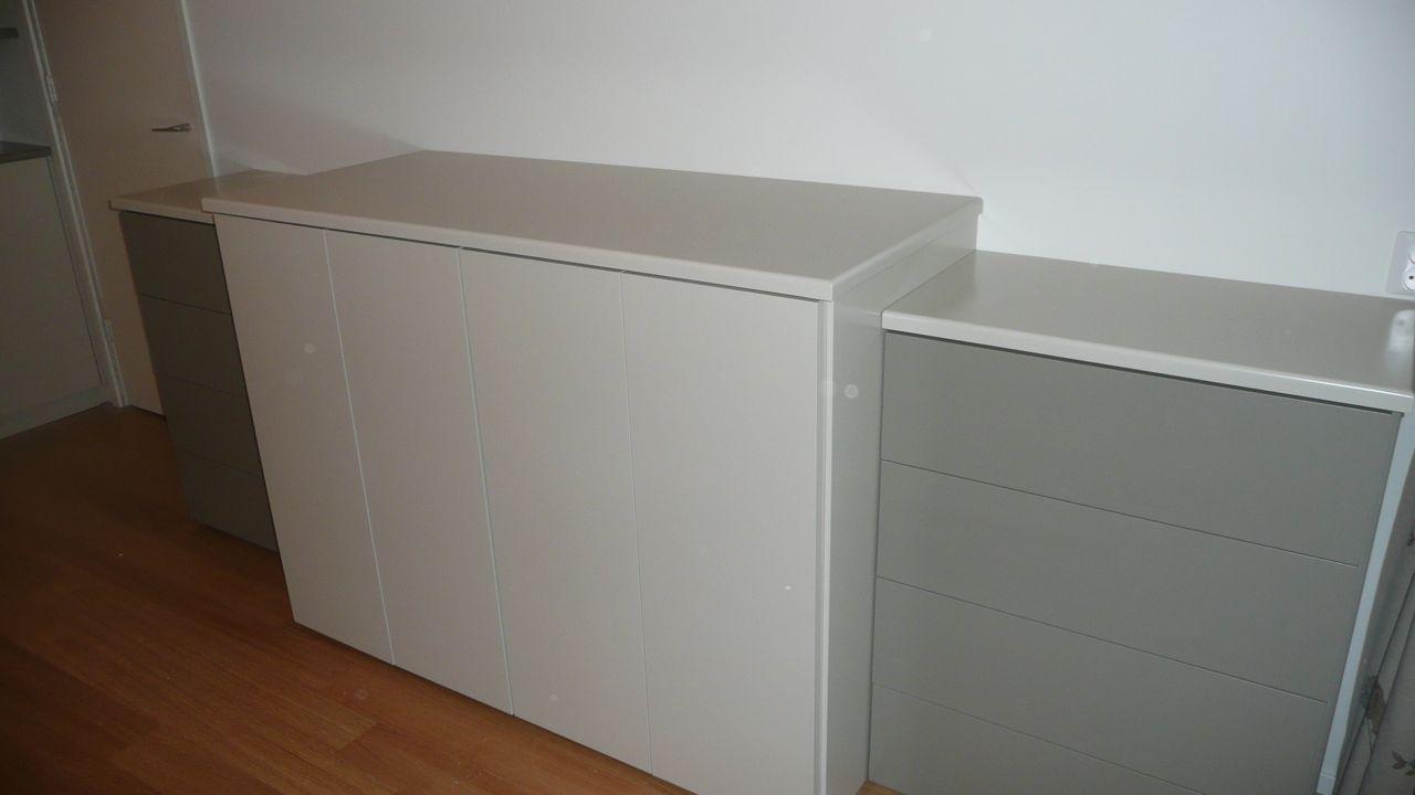 Slaapkamer Lage Kasten: Lage kledingkast bestellen jouwmaatkast.