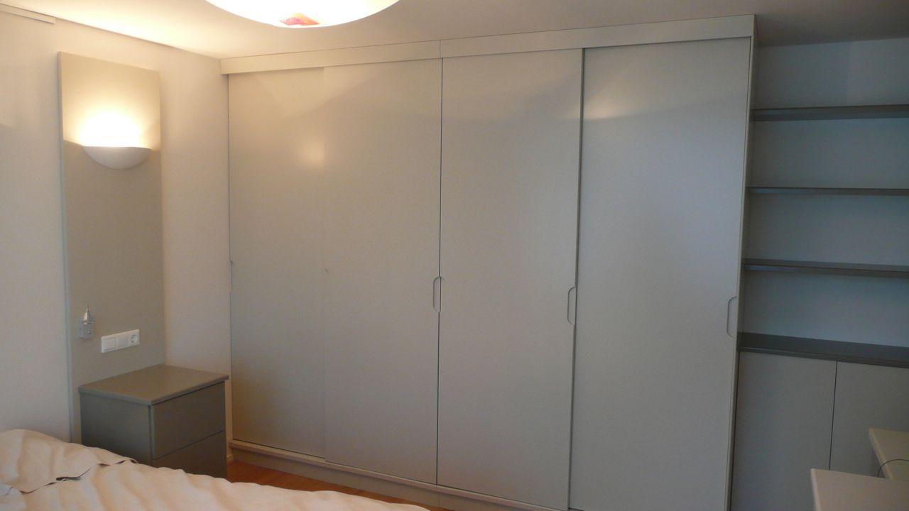 Slaapkamer Kast Schuifdeur : Jaap Raat Interieurbouw - Kasten en ...