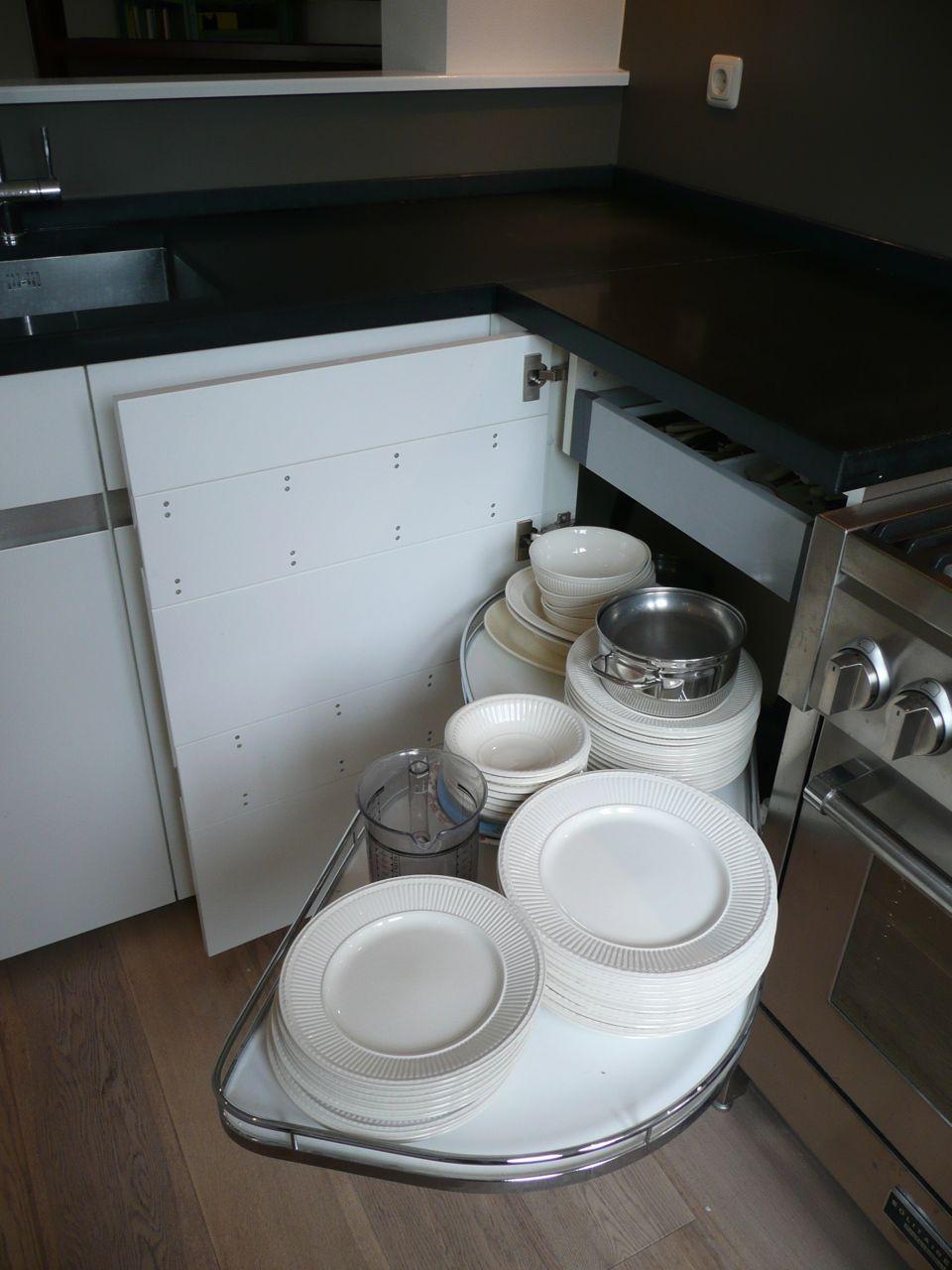Wat Is Een Half Open Keuken : Van Keuken En Kamer Wat Vroeger Een Dichte Keuken Was Is Nu Een Open