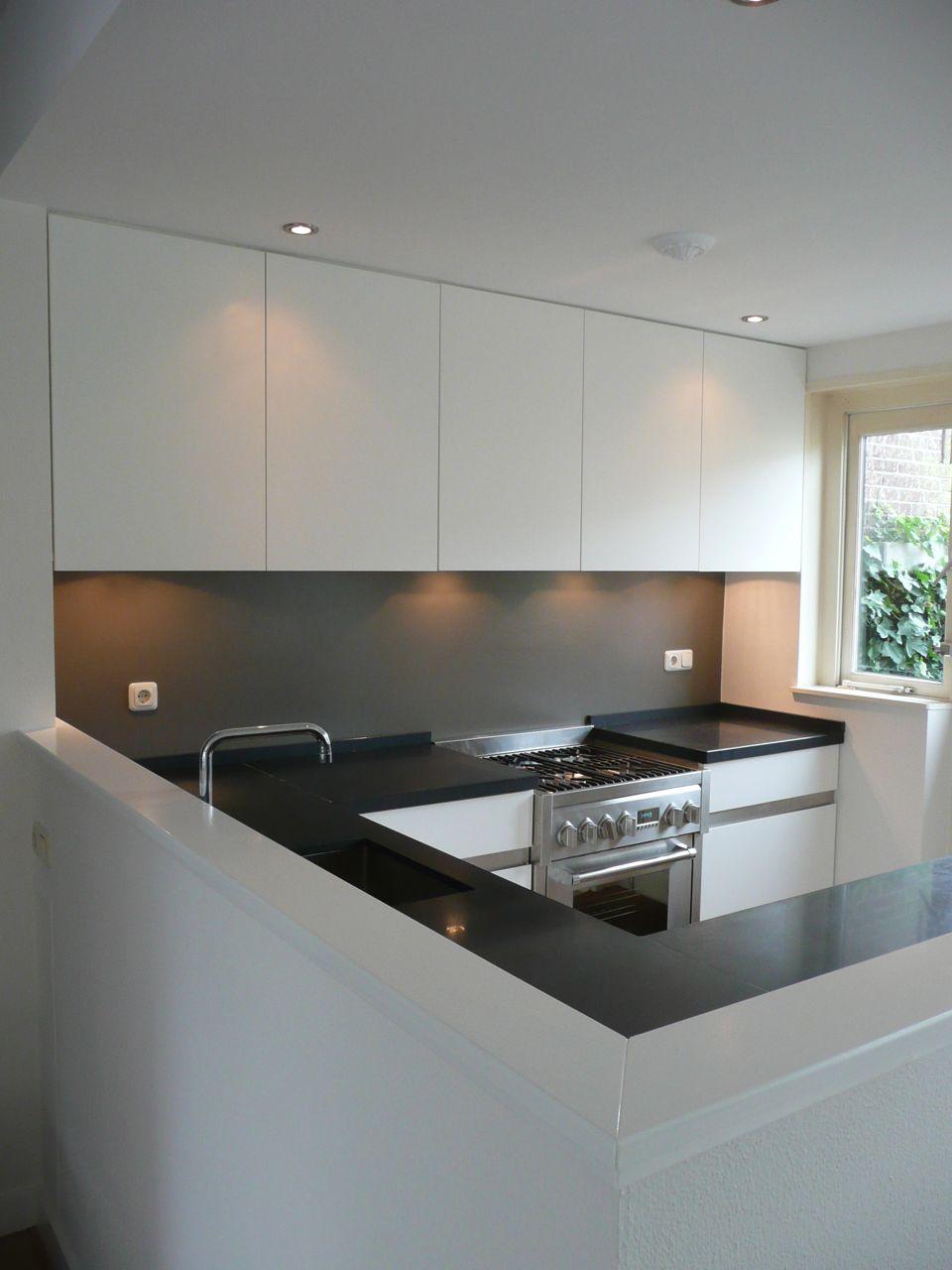 Compacte Keuken In Kast : en s hertogenbosch compacte keukens voor uw appartement twee compacte