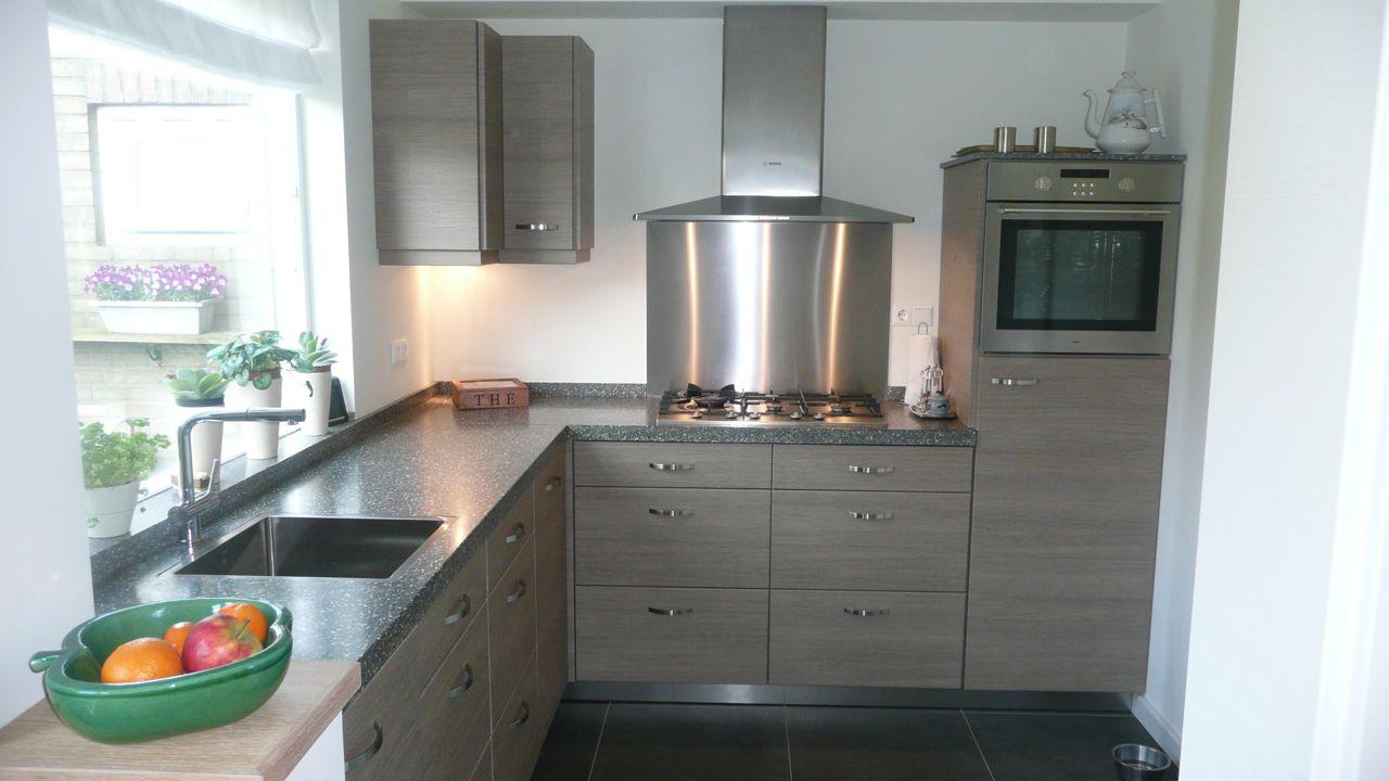 Voorbeelden Corian Werkblad In De Keuken : Jaap Raat Interieurbouw ...