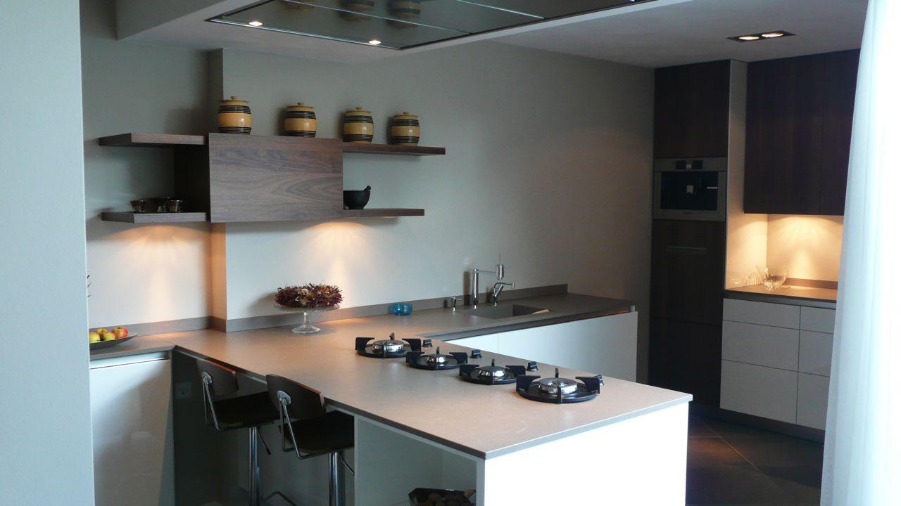 Zwevende Kast Keuken : Jaap Raat Interieurbouw – Exclusieve keukens